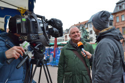 Martin Bieberle im Interview