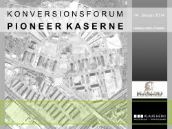 Konversionsforum
